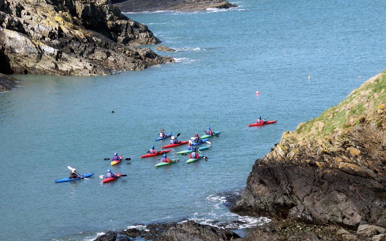 Sea Kayak Odyssey