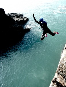 Taking the plunge with Preseli Venture