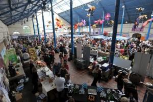 abergavennyfoodfestivalmarkethall1