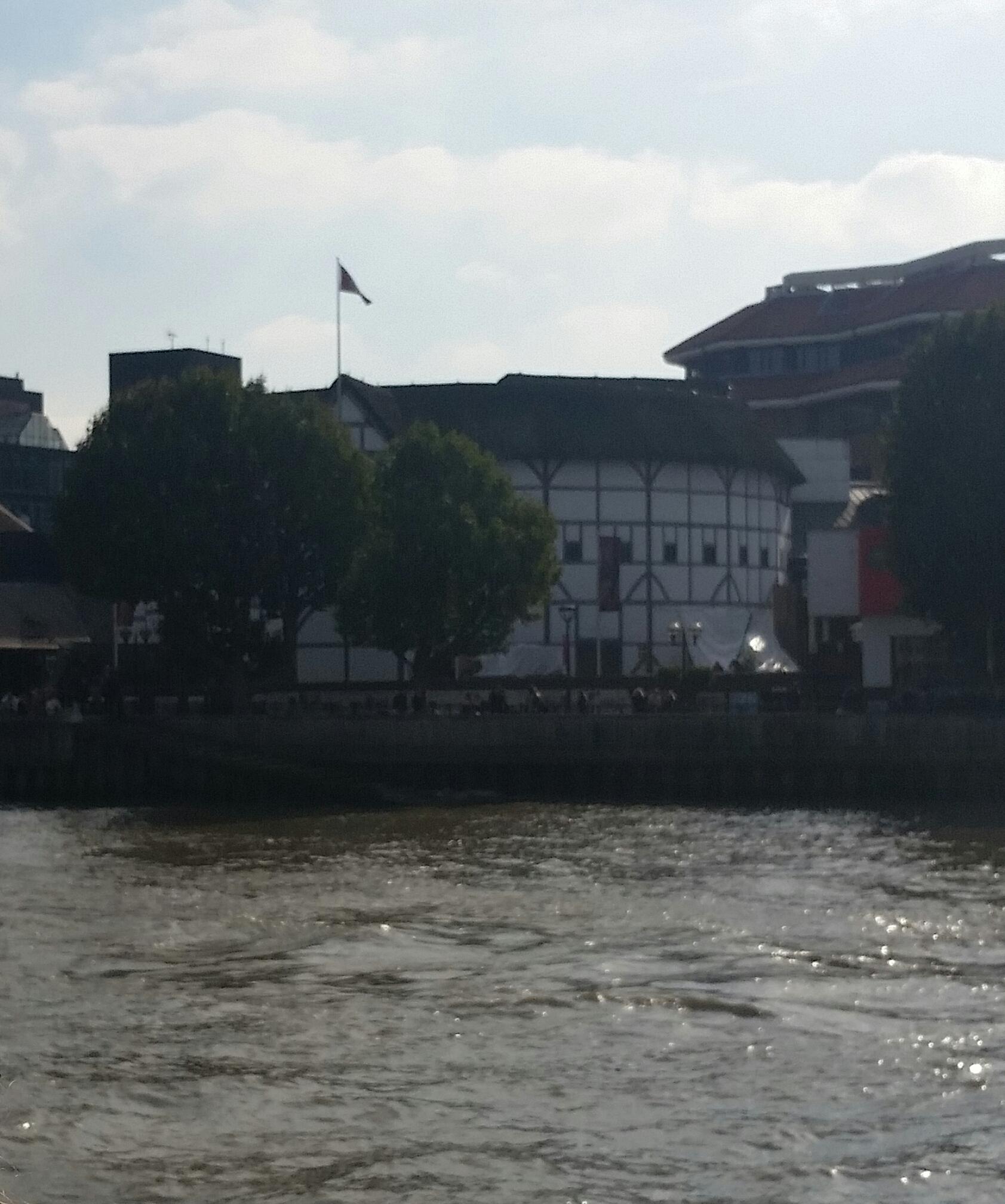 Shakespeare's famous Globe Theatre